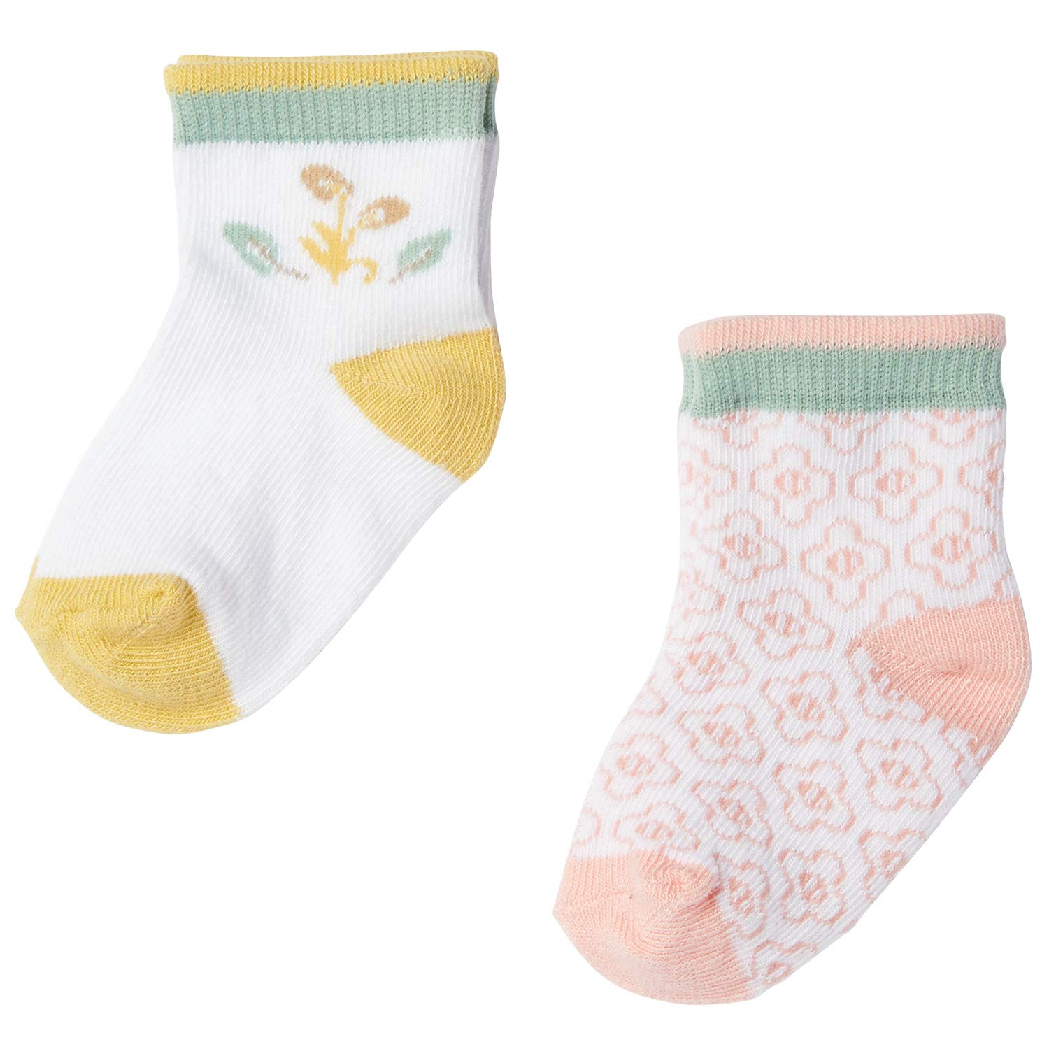 C.R. Gibson Multicolor Floral Max 43% OFF store Baby Dwell Socks St by