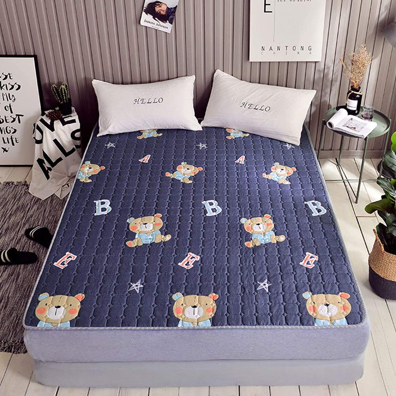 Tatami Mattress,Matt mat,Foldable Mattress,Thick Warm Skin-Friendly Multi-Function Bedroom-F 180x200cm(71x79inch)