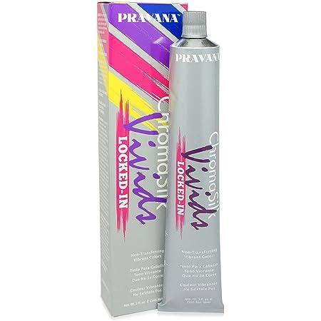 Tinte para cabello Pravana Vivids de 90 ml, 15 colores a ...