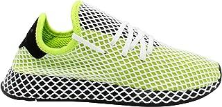 adidas Boys DEERUPT Runner J Slime/Black/White - B37474