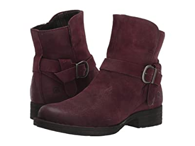 Born Syd (Burgundy) High Heels