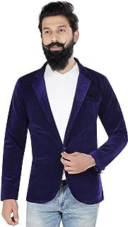 57dafad55 Amazon.in: Velvet - Suits & Blazers / Men: Clothing & Accessories
