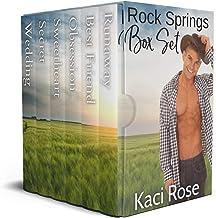 Rock Springs Texas Box Set Books 1 - 5: 5 Hot Cowboy Romances! + Bonus Novella