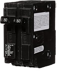 Murray MQ250 QO Replacement 50-Amp Double Pole Circuit Breaker