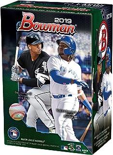 Topps 2019 Bowman Baseball Blaster Box (6 Packs/12 Cards: 5 Inserts)