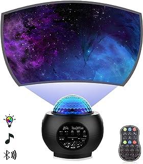Star Projector Night Light Projector with Galaxy Ocean...