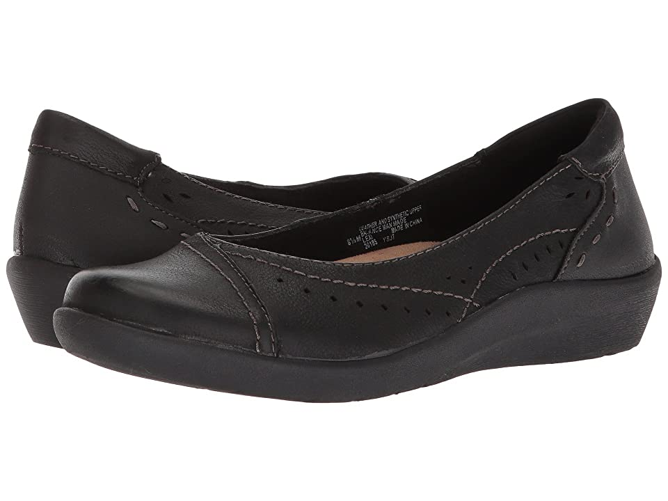 Earth Origins Lexi (Black Leather) Women