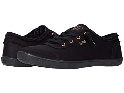 BOBS from SKECHERS Bobs B Cute (Black/Black) Women