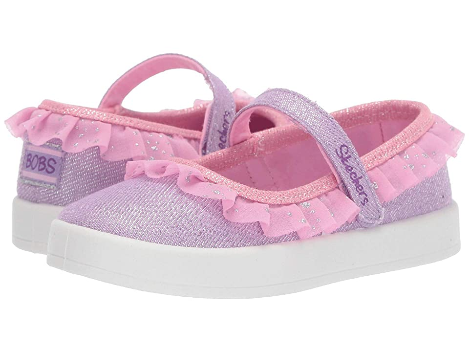 SKECHERS KIDS B-Loved 85786N (Toddler) (Lavendar/Pink) Girl