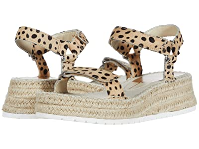 Dolce Vita Myra (Leopard Haircalf) Women