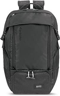 Solo Elite Backpack, Black