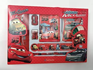 Cars Stationery Set Small Gift Box Creative Children's Gift School Stationery Set