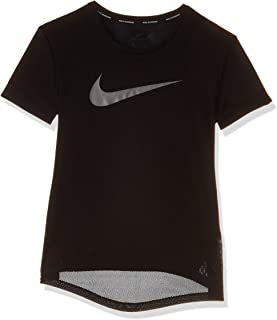 Nike Women's Miler Top Ss Hbr1 T-Shirt