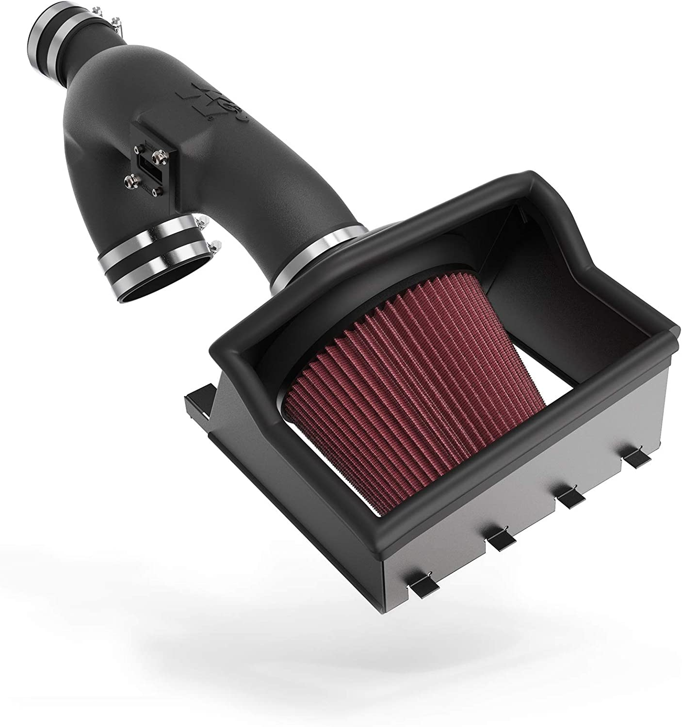 KN free Cold trend rank Air Intake Kit: High Performance Increase Horsepower: