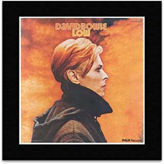 Stick It On Your Wall David Bowie - Low 1977 Mini Poster - 17.7x17.3cm