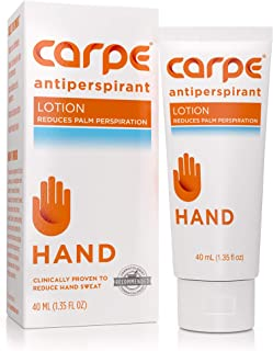 Hand Antiperspirant
