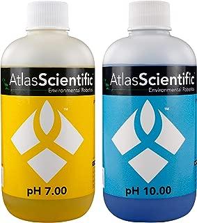 Atlas Scientific pH 7.00 & 10.00 Calibration Solution 250ml - 8oz (Pack of 2)