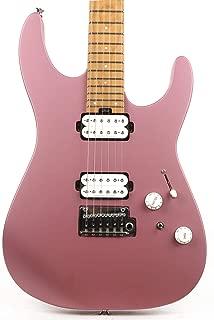 Charvel Pro-Mod DK24 HH 2PT CM Electric Guitar (Satin Burgundy Mist)