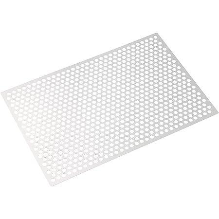 光 ステンレスパンチング(SUS304) 0.6×200×300 00782361-1 PS69-623