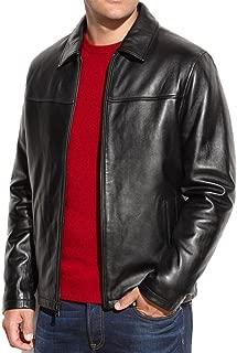 FS Lambskin Leather Men's Lambskin Leather Jacket