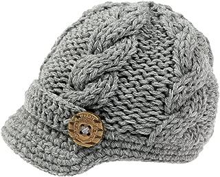 crochet newsboy cap