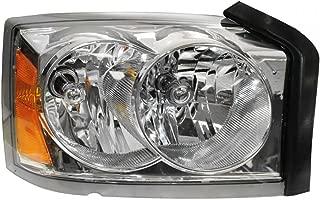 Headlight Headlamp Passenger Side Right RH for 05-07 Dodge Dakota Pickup Truck