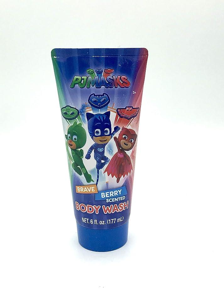 PJ Mask Body Wash