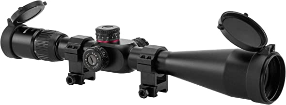 long range air rifle scope