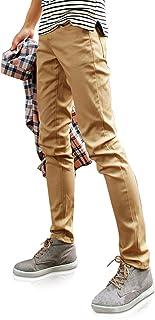 Demon&Hunter 910X Slim Serie Pantalones Hombre Elásticoidad Casual
