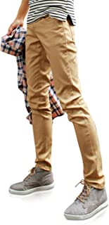 Demon&Hunter 910X Slim-Fit Series Men's Stretch Casual Pants