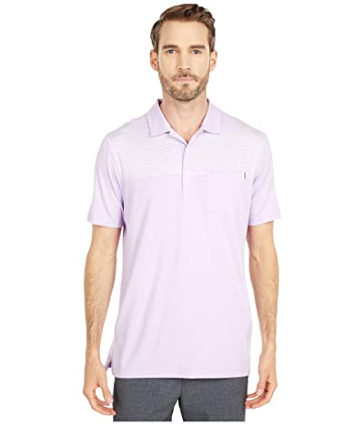 PUMA Golf Cloudspun Pocket Polo (Lupine Heather) Men