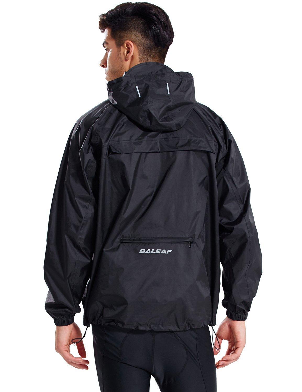 Baleaf Packable Waterproof Pullover Raincoat