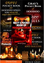 Gray's Complete Pocket Book Series: (Books 1-5: Curses, Protection, Love, Money, and Luck)