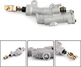 Areyourshop Rear Brake Master Cylinder 5UN-2583V-00 For XT250 YZ125 YZ250 YZ450F