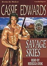 Savage Skies[Unabridged MP3CD] by Cassie Edwards (Savage, Book 1)