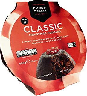 Matthew Walker Classic Pudding 800g (28.2oz)