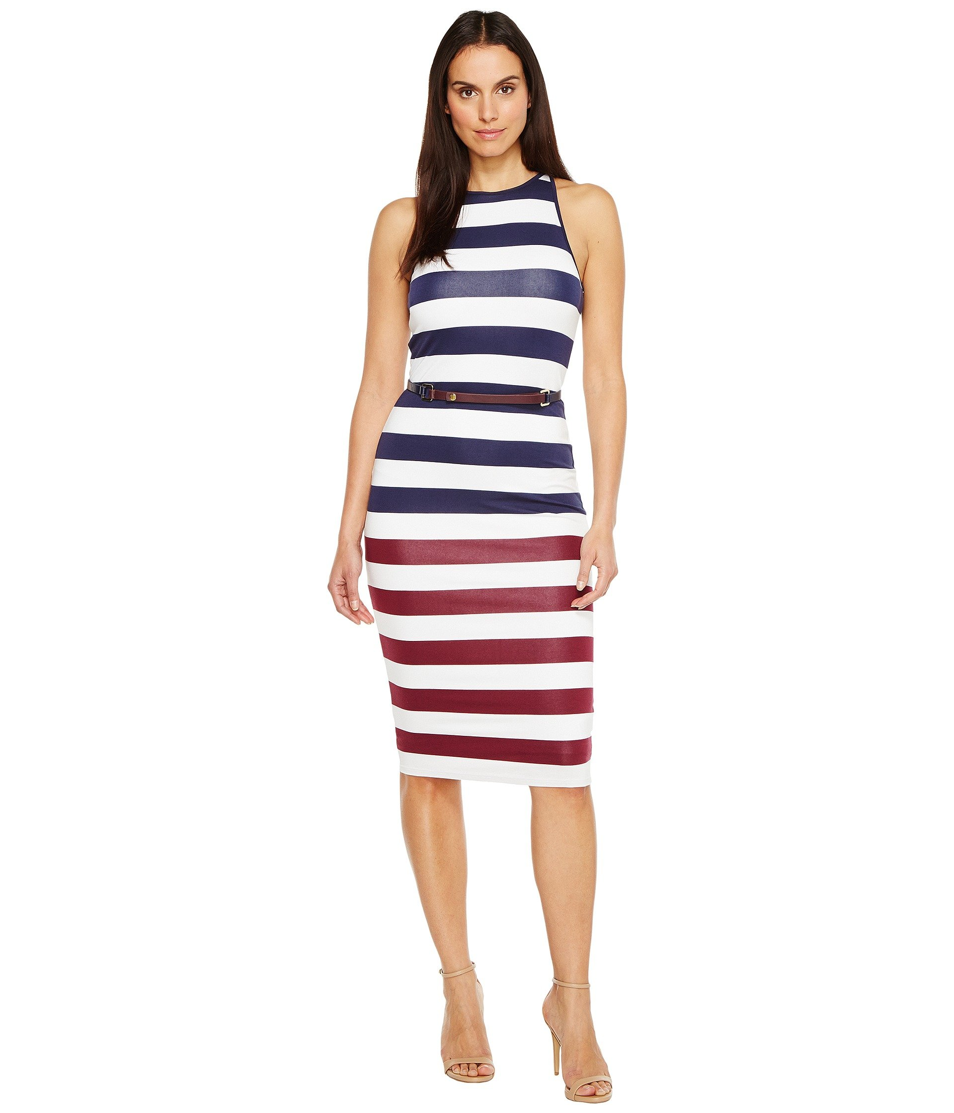 Ted Baker Dresses Yuni Rowing Stripe Bodycon Dress