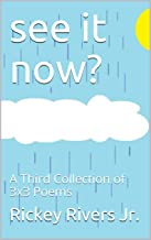 see it now?: A Third Collection of 3x3 Poems