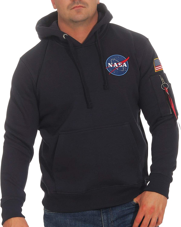 blueZA ALPHA INDUSTRIES NASA SPACE 178317 07XL