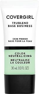 Covergirl TruBlend Base Business Skin Primer, Color Neutralizing, 1 Fl Oz