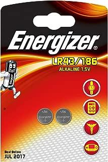 Energizer Alkaline Battery LR43 1.5V 2-Blister [EN-639319]