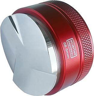 Scarlet espresso   Distributeur « Grande TRE» - Répartition uniforme de la poudre de café dans le porte-filtre avant le ta...
