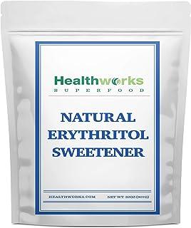 Healthworks Erythritol Sweetener (32 Ounces/ 2 Pounds) | Natural Sugar Substitute, Keto & Paleo Friendly | Non-GMO & No Ca...