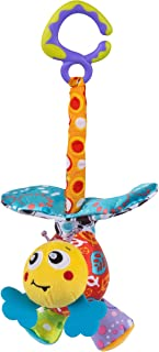 Playgro 0186982 Groovy Mover Bee (New) for Baby Infant Toddler Children, Playgro is Encouraging Imagination with STEM/STEM for a Bright Future - Great Start for a World of Learning