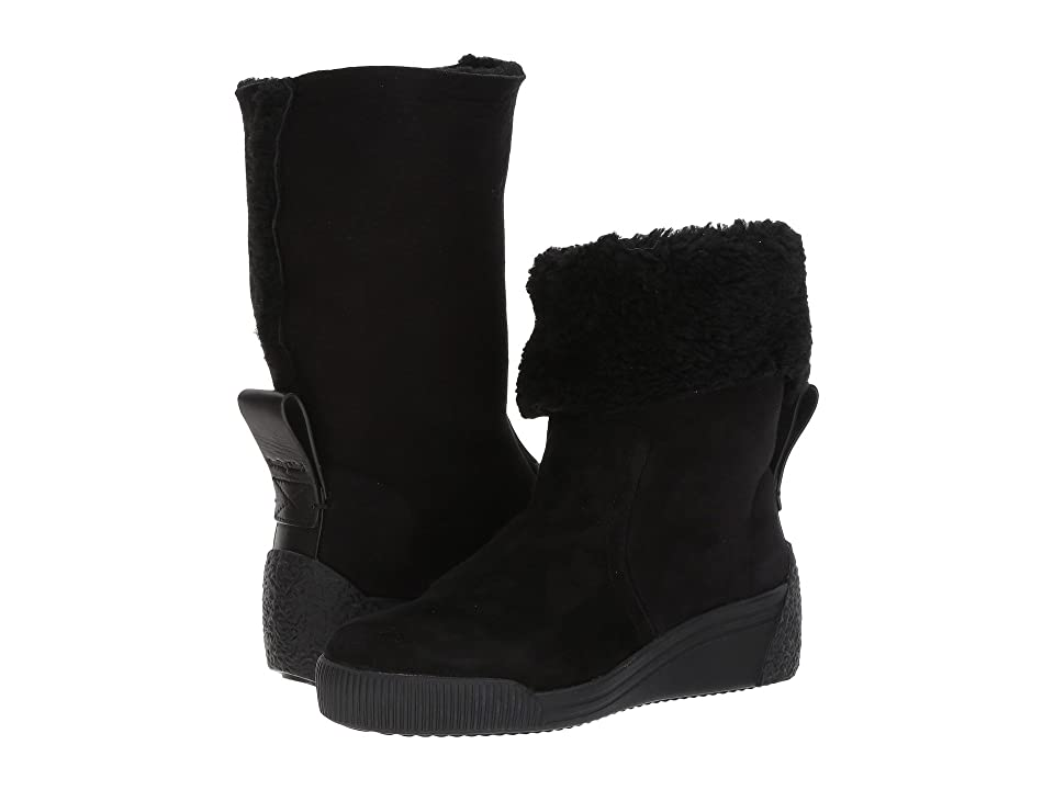 See by Chlo/é Womens sb29152 Closed Toe Mid-Calf Fashion Boots Black Size 8.5
