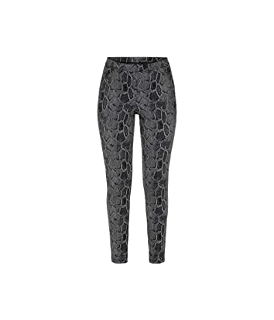 Tribal Pull-On Leggings (Steel Grey) Women