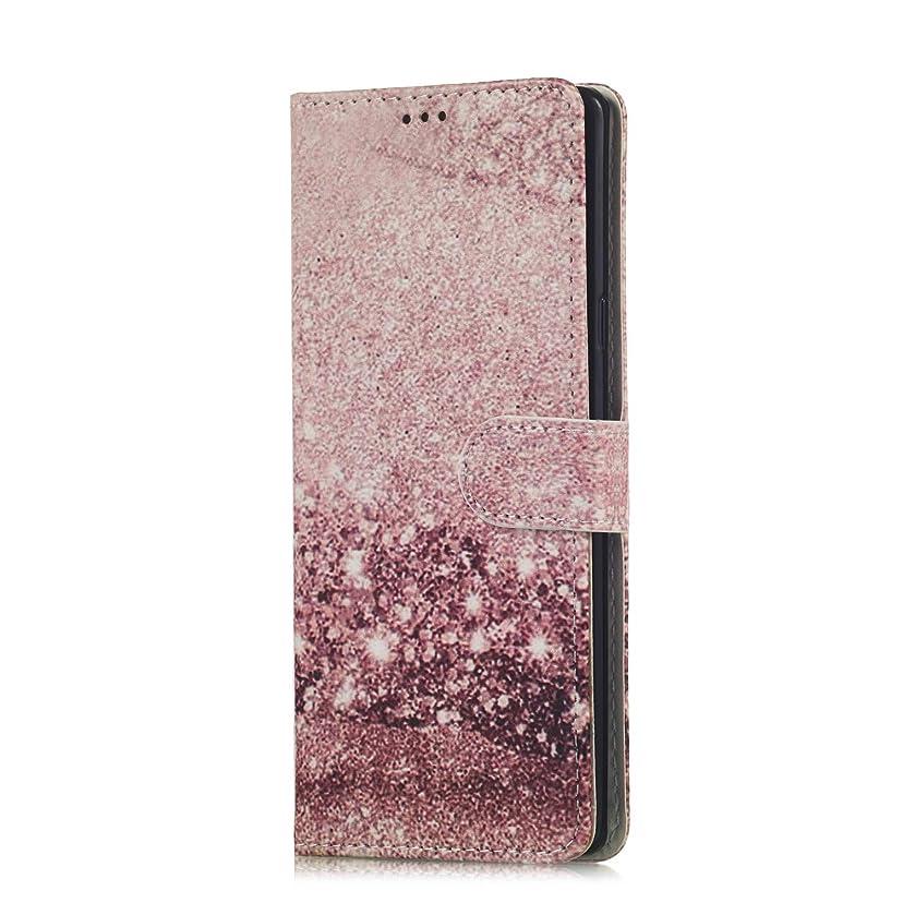 魔術前提条件噛むNEXCURIO Galaxy Note9 ケース 手帳型 PU レザーケース 耐衝撃 カード収納 スタンド機能 マグネット式 ギャラクシー ノート9 ケース 携帯カバー おしゃれ - NEYHU020065#5