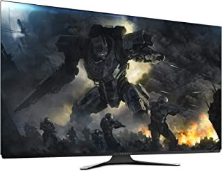 Alienware 55 OLED Gaming Monitor - AW5520QF, Lunar Light