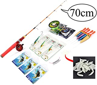 Richly Shop Winter Ice Fishing Rod with Ice Fishing Reel Winter Ice Fishing Tackle