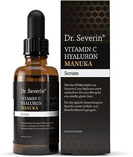 Dr Severin® Manuka Vitamin C Hyaluron Serum I med Manuka från Nya Zeeland Jag Anti-Wrinkle Boost Jag Hög hudtolerans jag d...
